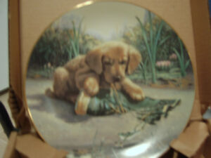NEW PRICES  collector plates  NEW   love animals Gatineau Ottawa / Gatineau Area image 6