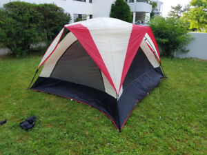 4 or 5 person dome tent (reg $125+tx)