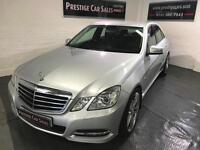 Mercedes-Benz E350 Blue F 7G-Tronic 2012MY Avantgarde,Sat Nav,Bluetooth,F/S/H