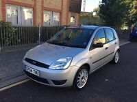 Ford Fiesta 1.4 diesel 5dr, Low mileage, New 12 Months MOT, ONLY £30 ROAD TAX