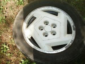 1989 Pontiac Alloy rims