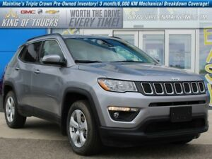 2017 Jeep Compass North | Low KM | Heated Steering Wheel
