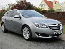 2014 Vauxhall Insignia 2.0 CDTi ecoFLEX Elite 5DR TURBO DIESEL ESTATE ** TOP ...
