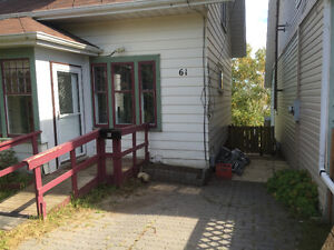 Bay/Algoma area house for rent