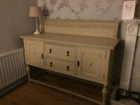 ***REDUCED IF SOLD THIS WEEKEND - £85 -MUST GO ASAP*** beautiful shabby chic sideboard