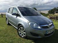 Vauxhall Zafira Breeze Plus Cdti Mpv 1.9 Manual Diesel