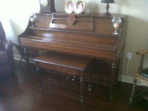 Piano for sale - Vintage Sherlock Manning