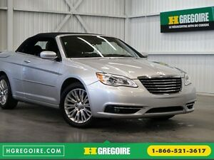 2011 Chrysler 200 Cabriolet