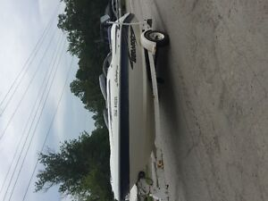 Seadoo Boat and trailer . Engine needs repair