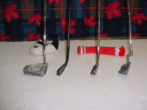 PUTTERS / SOFT SPIKES /HEAD COVERS