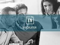 Recruiter vacancies - Immediately start in Oxford Street