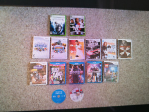 Quality video games - Wii U, Wii and Xbox 360
