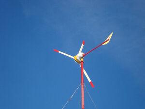 Bergey Windmill 1kw, 24 volt, wind turbine