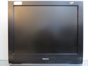 ~~~Used 20'' (TOSHIBA) TV ( Included Wall Mount)