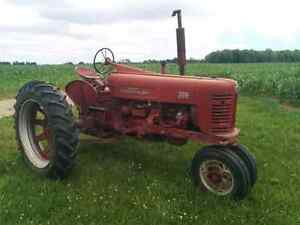 International Farmall 300 Tractor