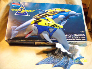 model,,,from the t.v show ( SEAQUEST )
