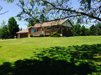 Beautifully Renovated Country Home Available For Rent