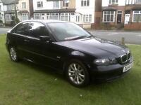 BMW 316 1.8 2003MY ti ES Compact SALVAGE SPARES/REPAIRS