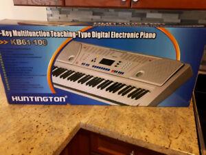 Huntington Keyboard