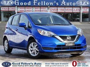 2017 Nissan Versa Note SV MODEL, REARVIEW CAMERA, HEATED SEATS