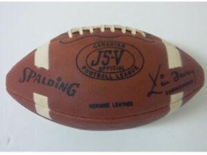 Looking to BUY CFL J5V Spalding football