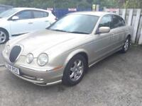 Jaguar S-TYPE 3.0 V6**PX TO CLEAR