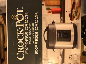 Combination pressure or slow cooker