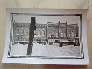 1942 PICTURE  F.W. WOOLWORTH STORE