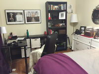 Sublet or permanent rental room with roommates