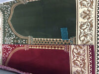 mosque carpet  repairs and  stretch of any existing carpet