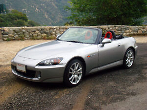 Looking for Honda S2000