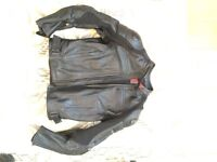 Dainese sf pelle leather jacket - size 50