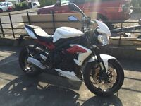 Triumph street triple r Great condition