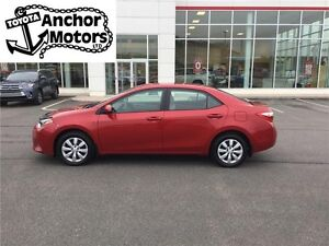 2015 Toyota Corolla FACT WARR/HEATED SEATS/BLUETOOTH/BACKUP CAM