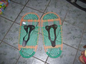 Pair of Snowshoes
