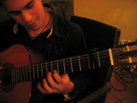 Private Guitar Lessons In-Home (All Ages/Lvls)