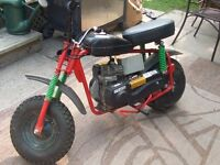mini bike dirt bike