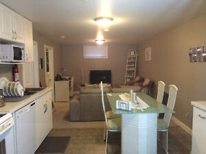 Bright, Open Concept 1 Bedroom Suite Close To Everything!