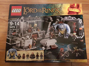 LEGO THE LORD OF THE RINGS HOBBIT THE MINES OF MORIA (9473-1)