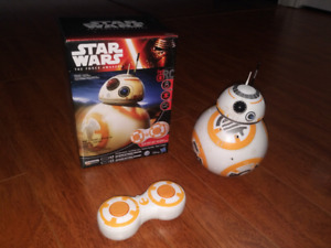 Star Wars The Force Awakens BB-8 the RC robot