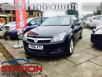 2006 - Vauxhall Astra 1.6 i 16v Sport Twin Top Convertible 2dr