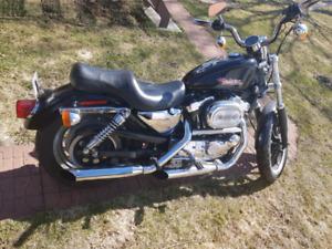 1997 Harley Davidson Sportster 1200cc