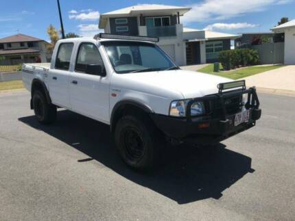 2002 Ford Courier Turbo Diesel 4x4!!