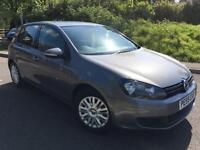2009 59 VOLKSWAGEN GOLF 1.4 S 5D 79 BHP GREY METALLIC, ONLY 60K MILES