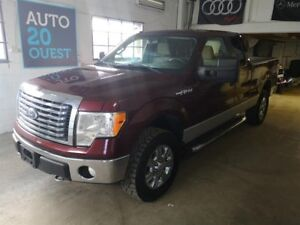 Ford F-150 4WD SuperCab xtr 2010