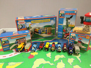 Thomas the Tank Engine Table, Tracks and Accessories Cambridge Kitchener Area image 1
