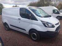 2015 Ford Transit Custom 270 2.2TDCi Manual Diesel, exceptional value