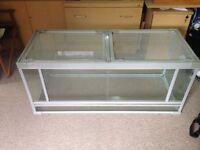Large Glass VIvarium