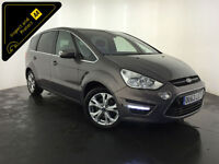 2013 63 FORD S-MAX TITANIUM TDCI 7 SEATER 1 OWNER SERVICE HISTORY FINANCE PX