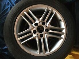 Snow / winter tyres